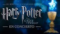 Harry Potter y el cáliz de fuego (TM) en concierto con Orq. en vivo