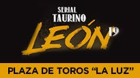 Plaza de Toros La Luz Serial Taurino León 2019