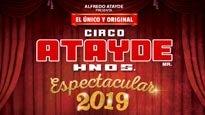 Circo Atayde Hnos.- Espectacular 2019
