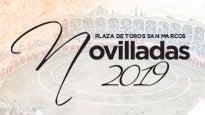 Novilladas San Marcos 2019