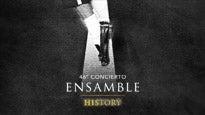 """Concierto Ensamble 46, """"History"""""""