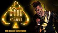 """L'Amour Cabaret """"Una noche inesperada"""""""
