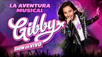 Gibby, La aventura musical, Show en Vivo