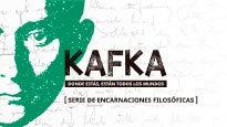 Serie de encar filosóficas: Kafka, donde estás, están todos los mundos