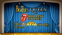 Homenaje a Beatles, Queen y Rolling Stones