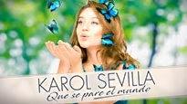 Karol Sevilla Que se pare el mundo
