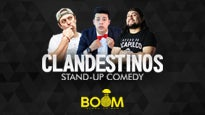 """""""CLANDESTINOS"""" Stand Up Comedy"""