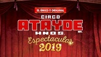 Circo Atayde Hnos.- Espectacular 2019.