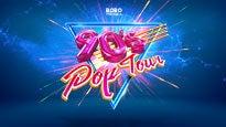 90's Pop Tour Numerado Platino y Preferente