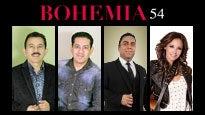 Bohemia 54: Ariel y Hussein Barreras, Juan J Leyva, América Sierra