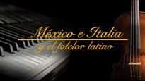 México e Italia y el Folclor Latino