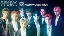 2019 Pentagon World Tour In México City PRISM