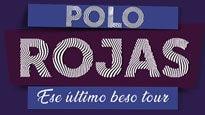 Polo Rojas,Ese ultimo beso tour
