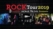 Rock Tour 3 Leyendas del Rock, un solo Espectáculo