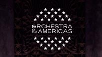 Orquesta de las Américas. Voces del Nuevo Mundo
