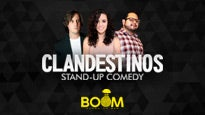 """CLANDESTINOS"" Stand Up Comedy"