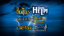 Beatles, Queen and Creedence Tribute