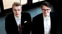 Jacob Shaw y David Lau Magnussen