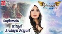 """Conferencia """"Ritual Arcángel Miguel"""""""