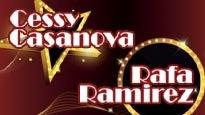 Cessy Casanova celebrando sus 50 años con: Rafa Ramirez