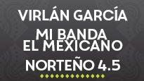 Virlán García / Mi Banda el Mexicano / Norteño 4.5