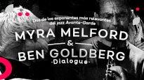 Concierto de Myra Melford y Ben Goldberg: Dialogue
