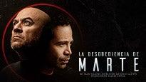 La Desobediencia de Marte