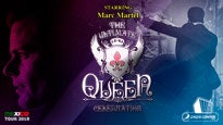 Marc Martel The Ultimate Queen Celebration M&G