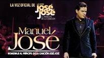 Manuel Jose Homenaje al Principe de la Cancion Jose Jose