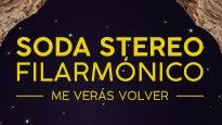 Soda Stereo Filarmónico me volverás a ver
