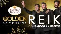 Ferrero Rocher, Golden Symphony, Una Navidad Dorada con Reik