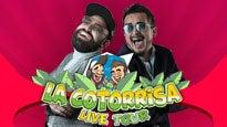La Cotorrisa Live Tour