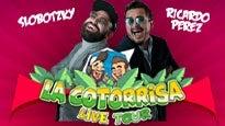 La Cotorrisa Guadalajara, Slobotzky y Ricardo Perez