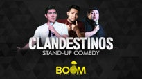 """CLANDESTINOS"""" Stand Up Comedy"""
