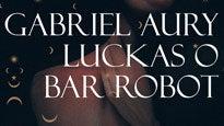 Bar Robot & Gabriel Aury Presentan: 20-02-2020