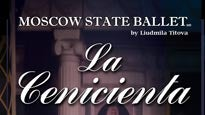 Moscow State Ballet La Cenicienta