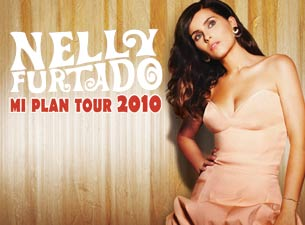 Nelly Furtado Boletos