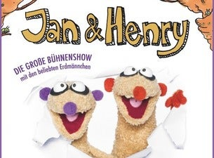 Jan & Henry – Die große Bühnenshow