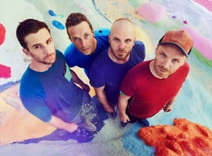 Coldplay | VIP Party Package
