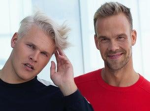 VG presenterer: Show med Harm og Hegseth, Ekstraforestilling