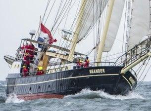 Segeltörn Mit Dem Segelschiff Meander