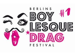 1. Boylesque Drag Festival Berlin 2019