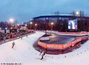 Biathlon World Team Challenge auf Schalke