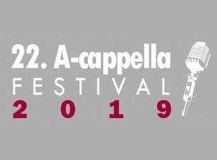 22. internationales A-cappella-Festival