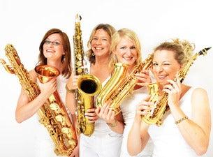 Sistergold – Saxophonquartett