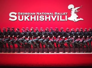 Sukhishvili – Georgisches National-Ballett