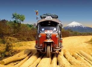 Die große Reise – Abenteuer Weltumrundung