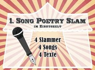 Song Poetry Slam