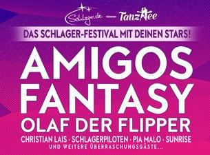 Tanztee – Das Schlager-Festival mit deinen Stars!