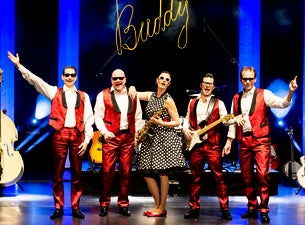 Buddy in concert – Die Rock'n'Roll-Show